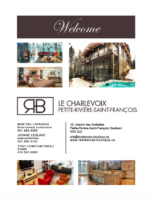Cover charlevoix anglais