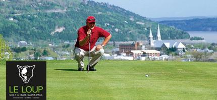 Golf le loup