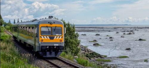 Train charlevoix